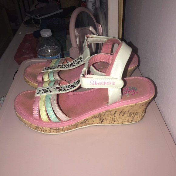 Skechers Shoes   Twinkle Toes Sandals